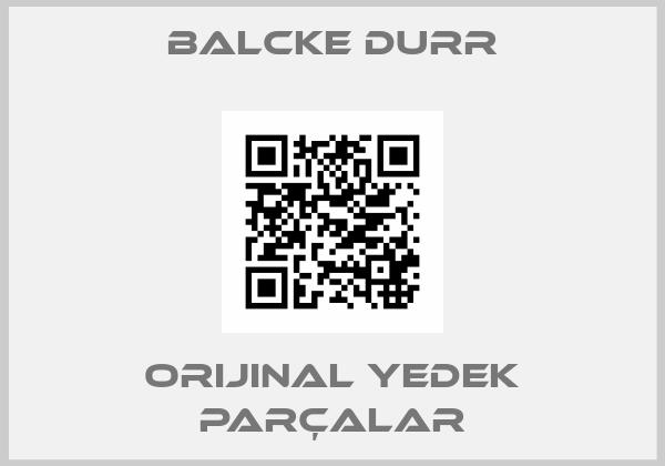 Balcke Durr