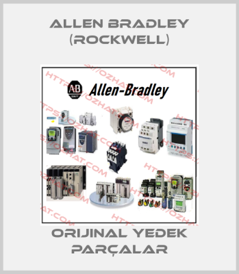 Allen Bradley (Rockwell) endüstriyel