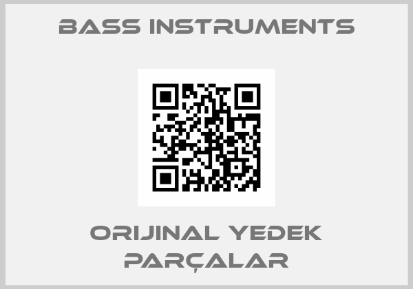 Bass Instruments