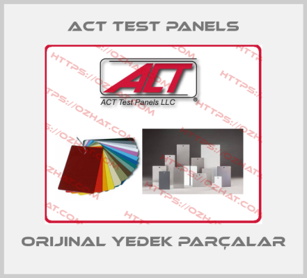 Act Test Panels