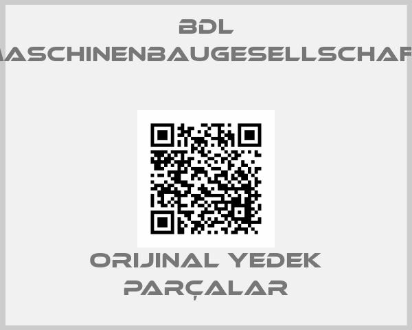BDL maschinenbaugesellschaft
