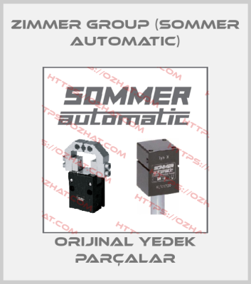 Zimmer Group (Sommer Automatic)
