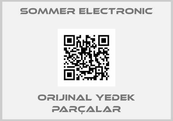 Sommer electronic