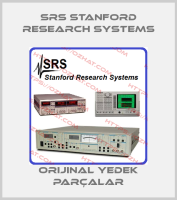 Srs Stanford Research Systems