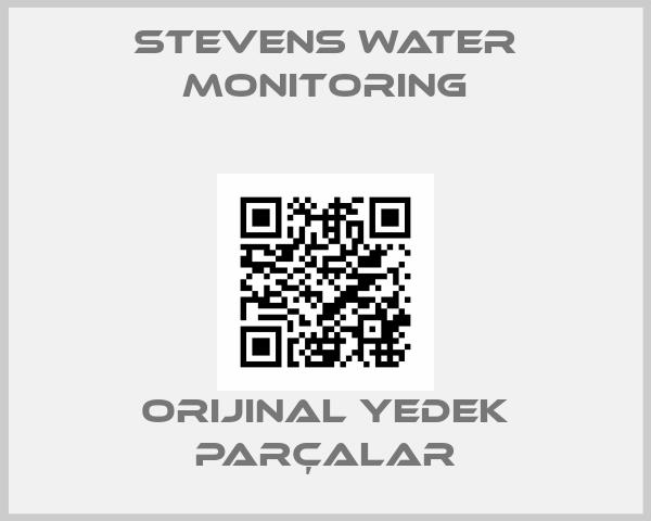 Stevens Water Monitoring