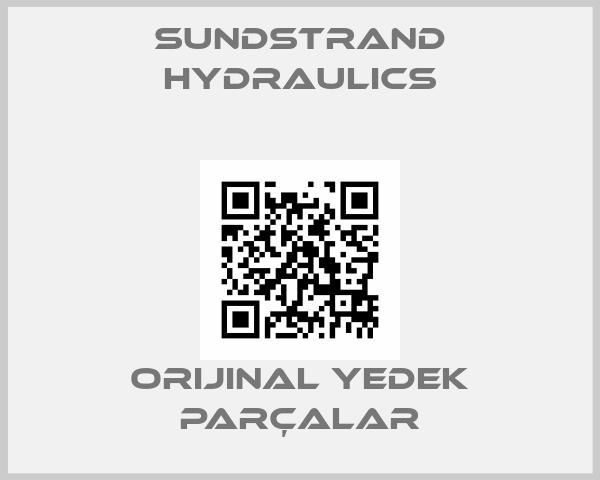 Sundstrand Hydraulics