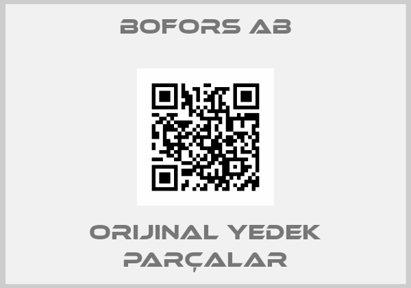 BOFORS AB