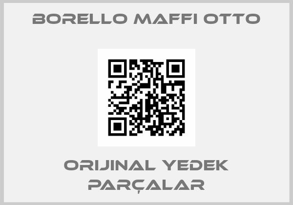 Borello Maffi Otto