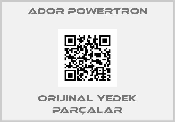 Ador Powertron