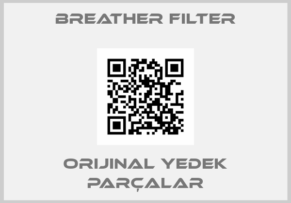 Breather Filter