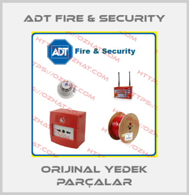 ADT FIRE & SECURITY
