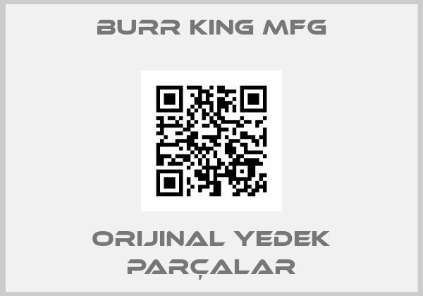 Burr King Mfg