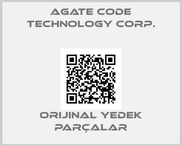Agate Code Technology Corp.