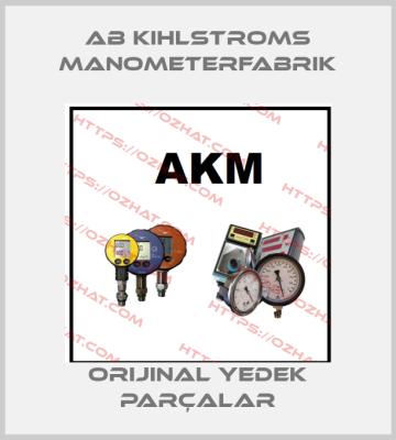 Ab Kihlstroms Manometerfabrik