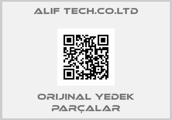 ALIF TECH.CO.LTD