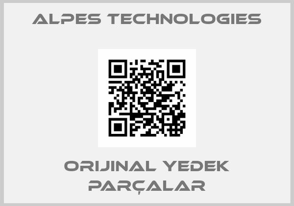 ALPES TECHNOLOGIES