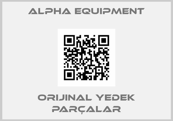 Alpha Equipment