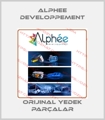 Alphee Developpement