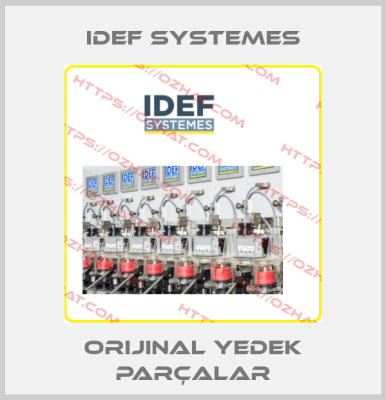 idef systemes