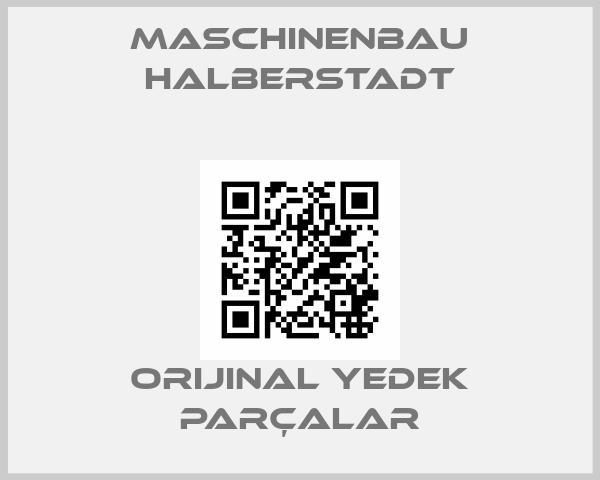 Maschinenbau Halberstadt