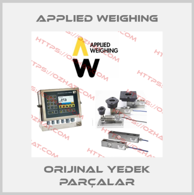 Applied Weighing