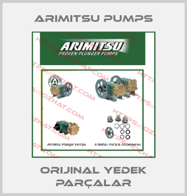 Arimitsu Pumps