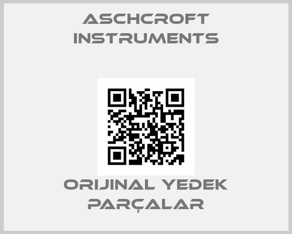 Aschcroft Instruments