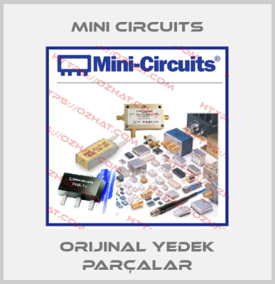 Mini Circuits endüstriyel