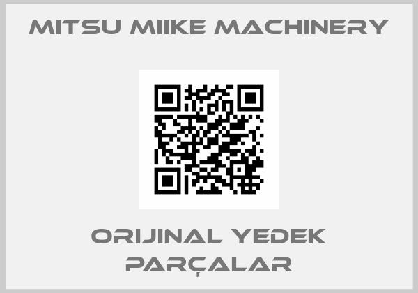 Mitsu Miike Machinery